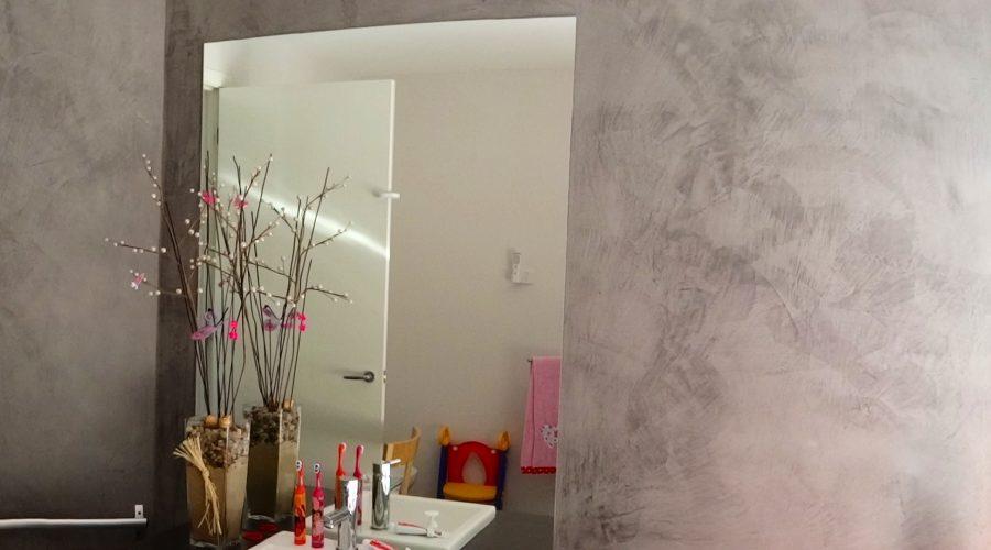 Marmorino Bathroom: Spirito Libero