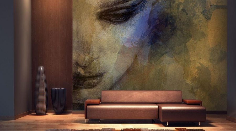 Mural Fresco Painting Artwork