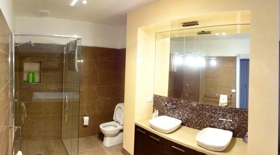 Venetian Plaster Bathroom
